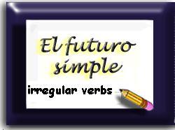 Майбутній простий час - неправильні дієслова