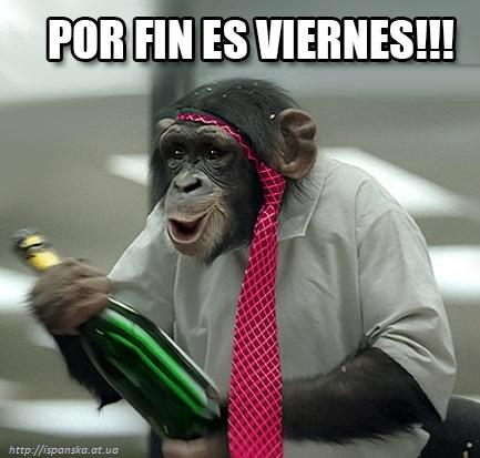"""Прийменник """"por"""" в іспанській мові. Por fin es viernes!"""