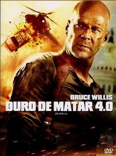"""Фільм """"Duro de matar 4.0"""" (""""Міцний горішок""""), 2007, іспанські субтитри"""